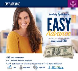 Easy Advance Loan