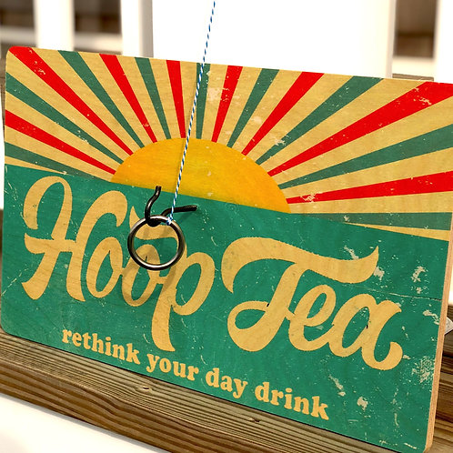 Hoop Tea Ring Toss