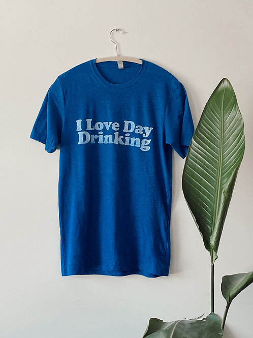 Day Drinking Blues Tee