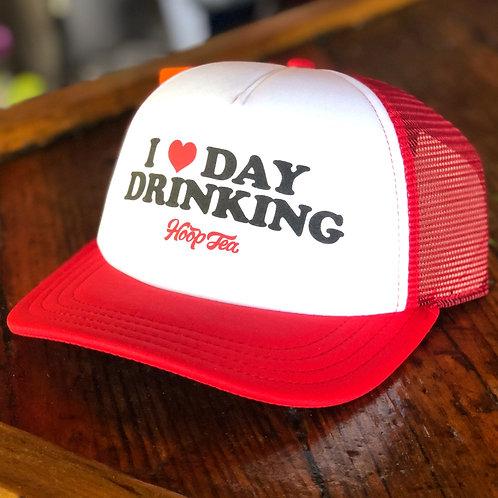I Love Day Drinking Trucker