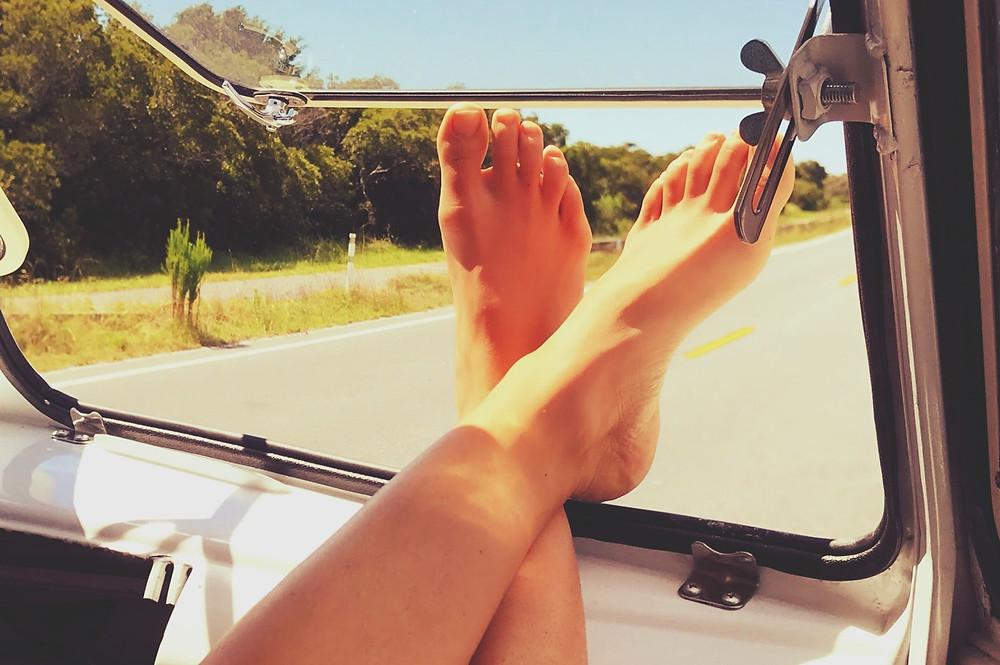 vw bus, road trip
