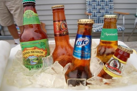 The Healthiest Beers