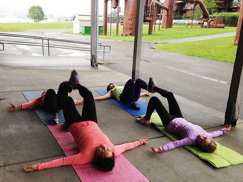 Outdoor Boot Camp Classes