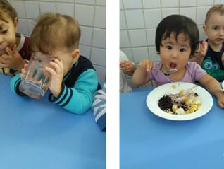 Alimentação e aprendizagem