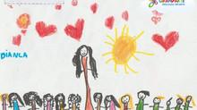 O Desenho das crianças