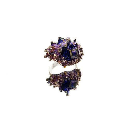 Bismuth Ring #024