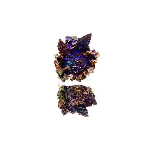 Bismuth Ring #027