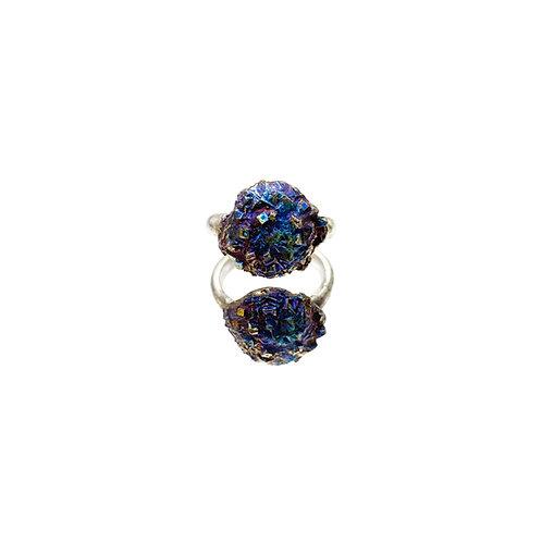Bismuth Ring #019