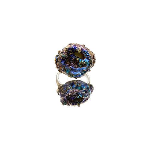 Bismuth Ring #026