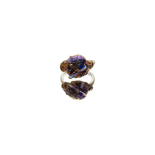 Bismuth Ring #030