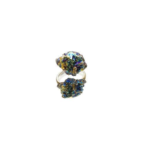 Bismuth Ring #022