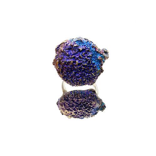 Bismuth Ring #029