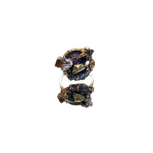 Bismuth Ring #018