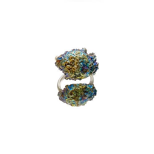 Bismuth Ring #025