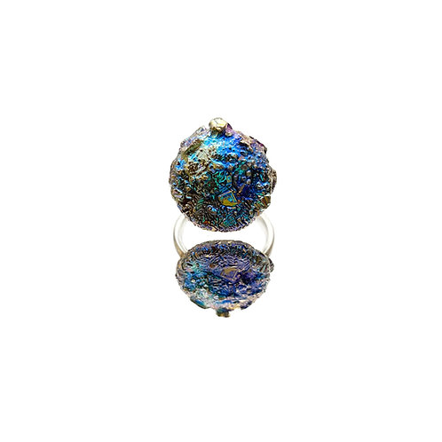 Bismuth Ring #020