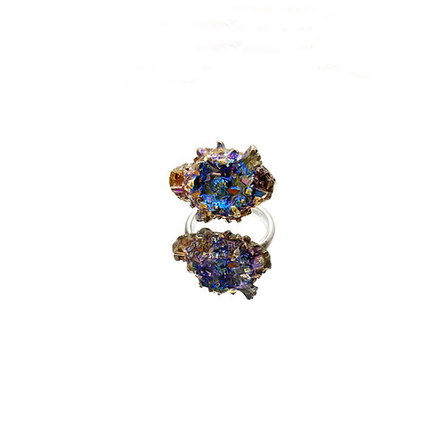 Bismuth Ring #023
