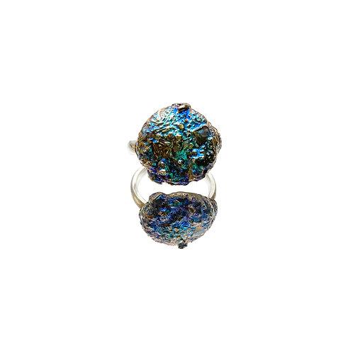 Bismuth Ring #028