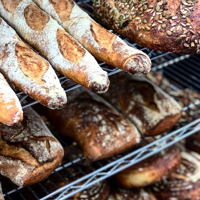 Breads & Baguettes