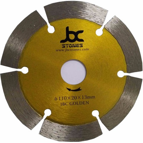JBC SAW BLADE GOLDEN 110mm / 115mm