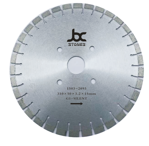 JBC SAW BLADE ZZA SILENT 350mm