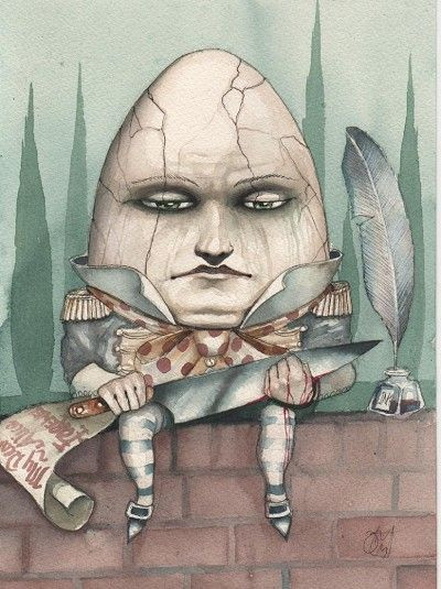 The Challenge of Putting Humpty Dumpty Back Together Again…