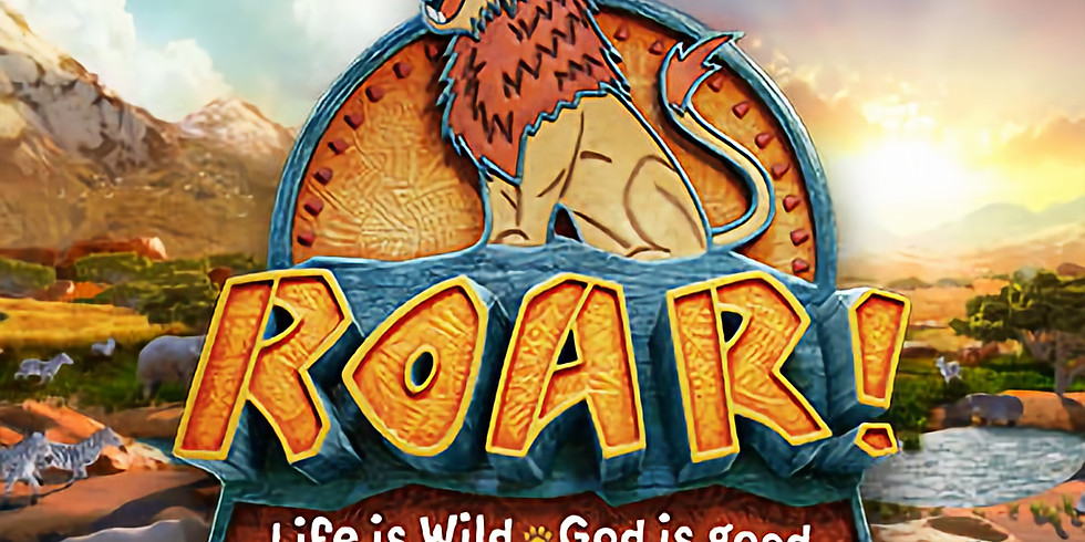 Vacation Bible School - July 22-26, 2019 5:30 pm-8:30 pm