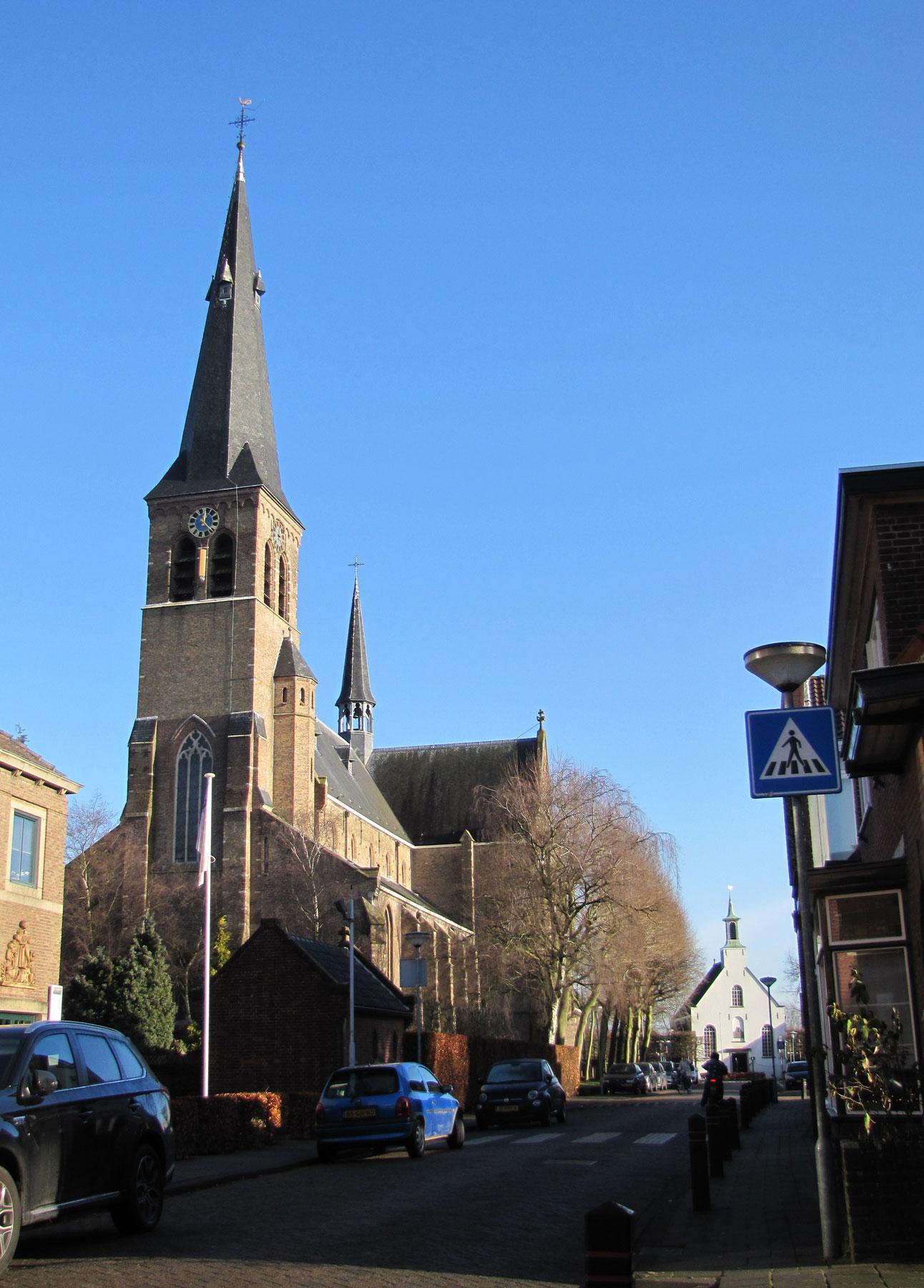 Antonius Abt kerk, Terheijden