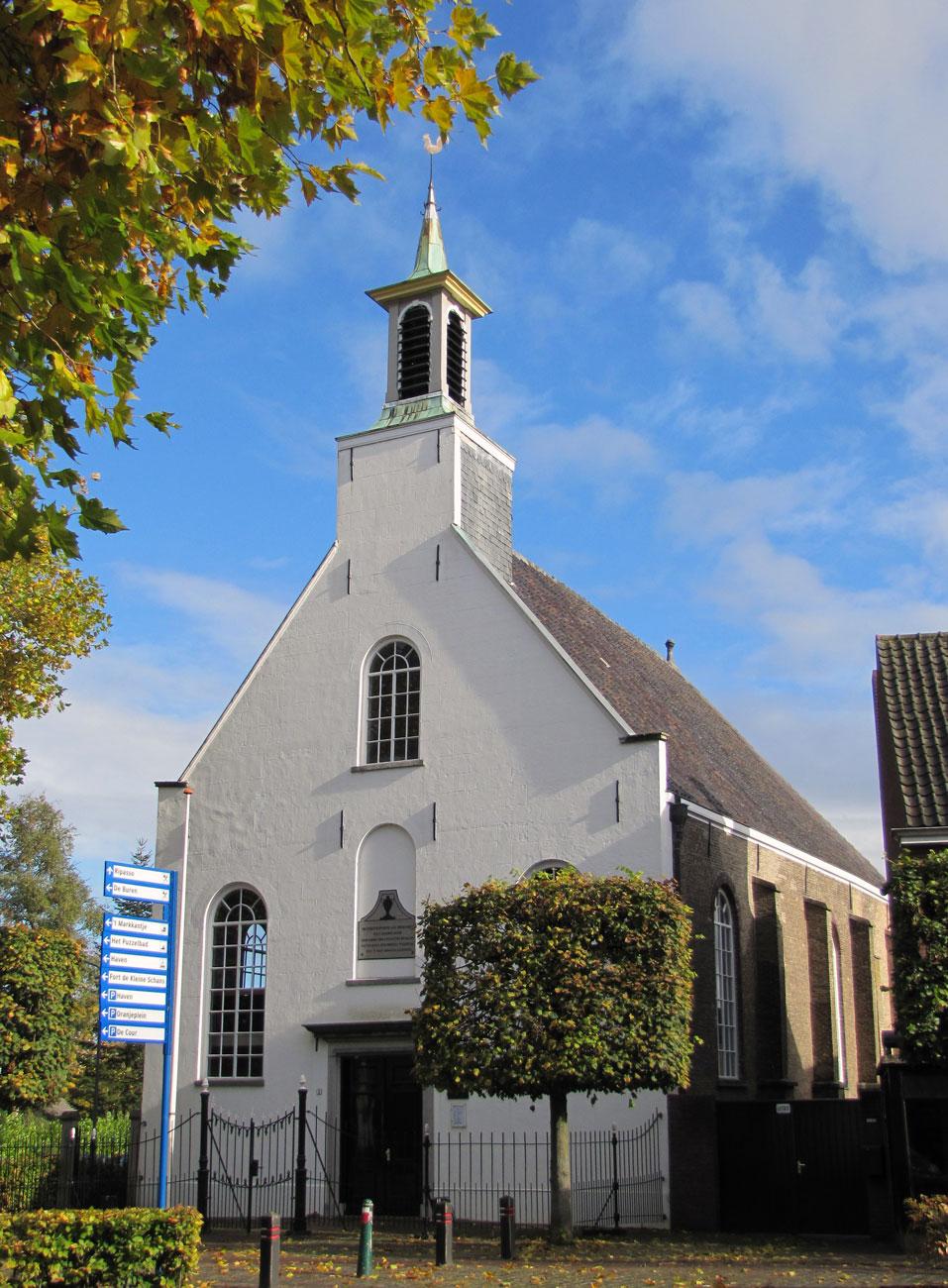 Witte kerkje, Terheijden