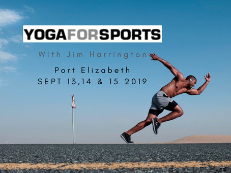 Yoga for sports Workshop