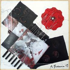 Pianoforte materico III