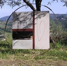 2009: Mostra personale - Podere il Giardino - Vezzano Ligure (SP)