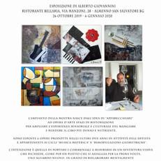 RISTORANTE BELLARIA - 26 ottobre 2019 - 6 gennaio 2020