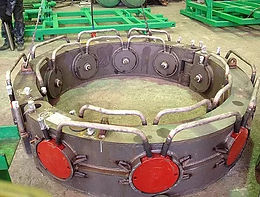 Кольцо гидроприжима, кольцо прижима, кольцо нажимное