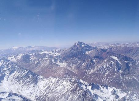 el cielo de Chile