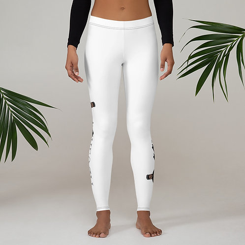 Leggings OGVegan Dark Logo