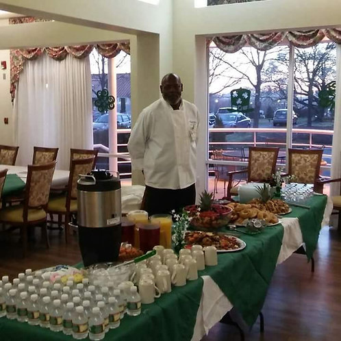 JD's Catering Large Event