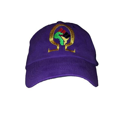 Omega Fist Snap Purple