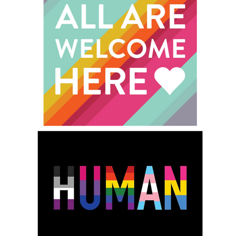 WE ARE ALL HUMAN LGBTQ EVENT
