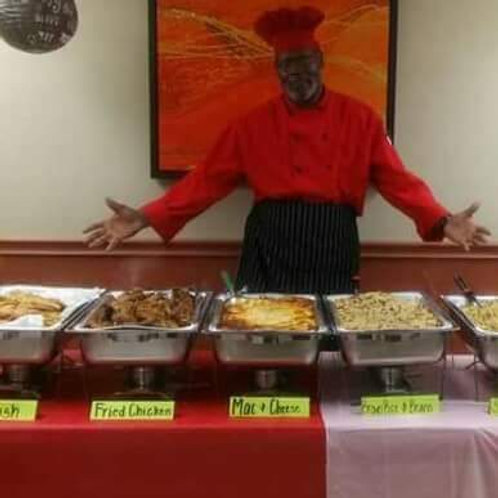 JDs Catering Services Mid-Size Event