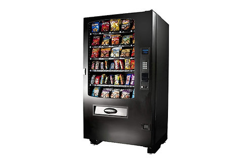 Vending Machine For Snacks, Candy, Toys, CD's, DVD's and More