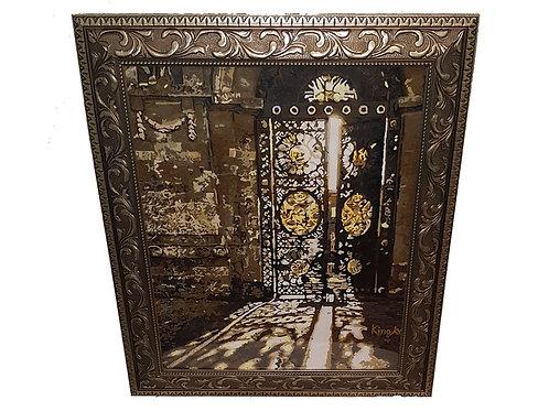 """""""Doors Opening"""" KINGston A.V Artwork"""