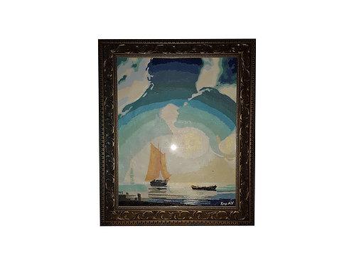 """Adoration"" KINGston A.V Artwork"