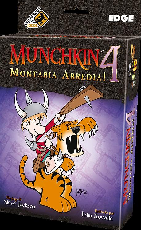Munchkin 4: Montaria Arredia! (Expansão)
