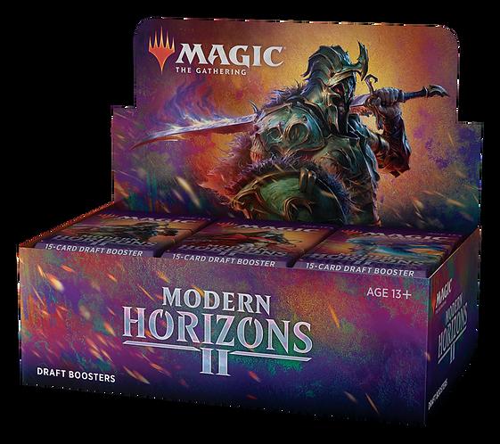 MTG Modern Horizons 2 Draft Booster Box Portugues