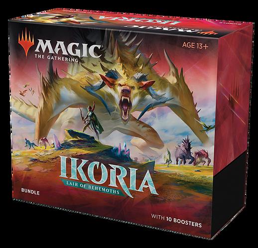 MTG Ikoria Lair of Behemoths Bundle EN-US