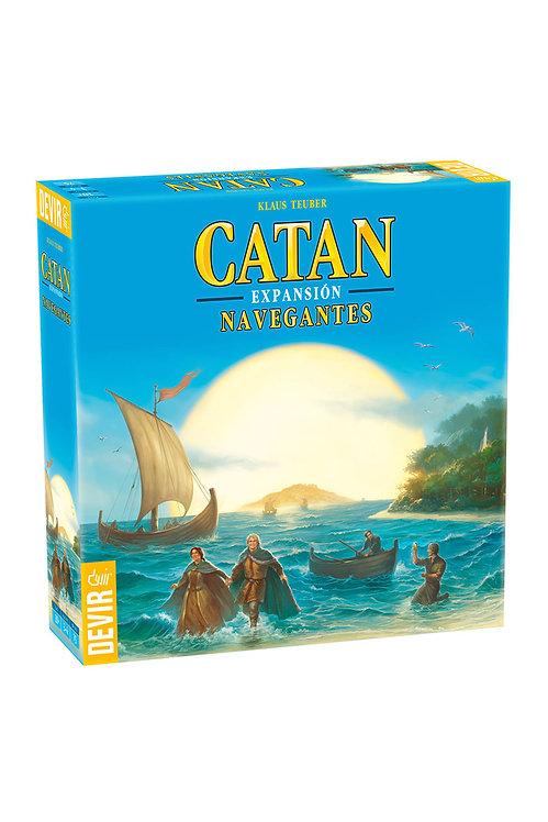 Catan Navegantes, Expansão