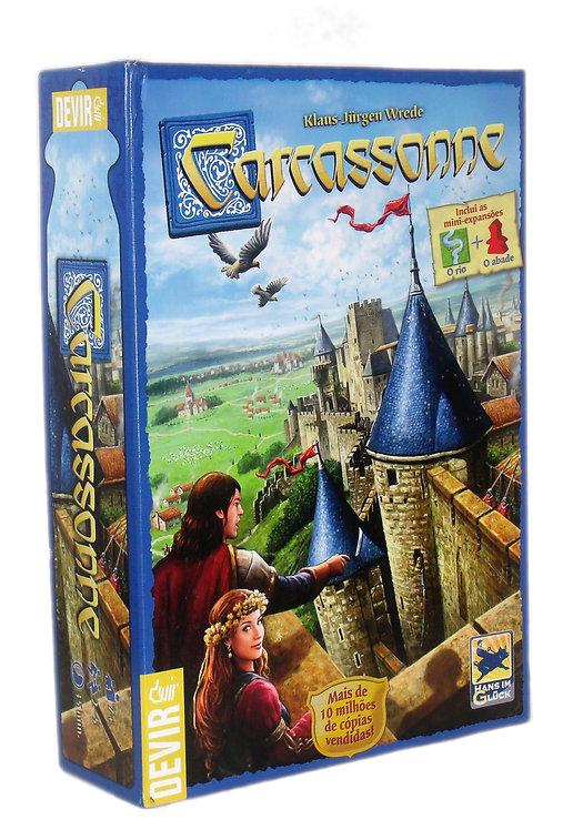 Carcassonne 2ed.