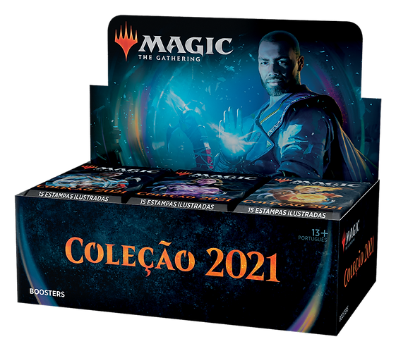 MTG Colecao Basica M21 Draft Booster Box