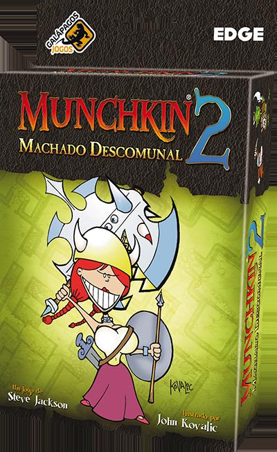Munchkin 2 Machado Descomunal, Expansão