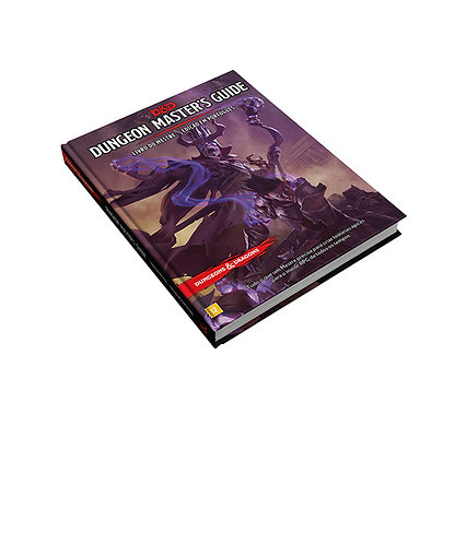 Dungeons and Dragons: Dungeon Master's Guide - Livro do Mestre